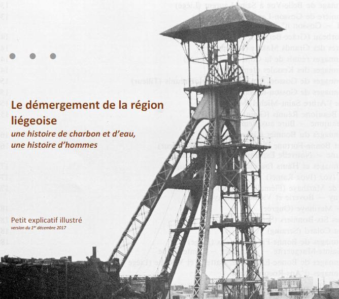 Le démergement de la région liégeoise