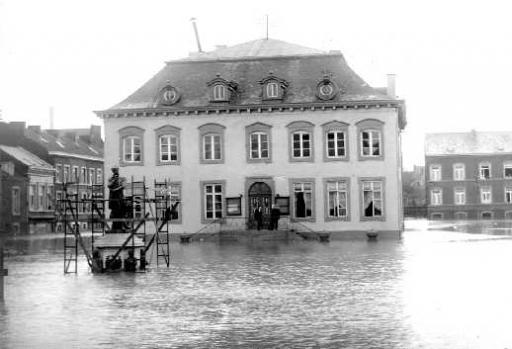 Hôtel de ville de Seraing